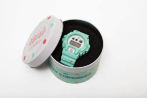 Johnny Cupcakes G-Shock GD-X6900JC-3JR Collaboration Watch