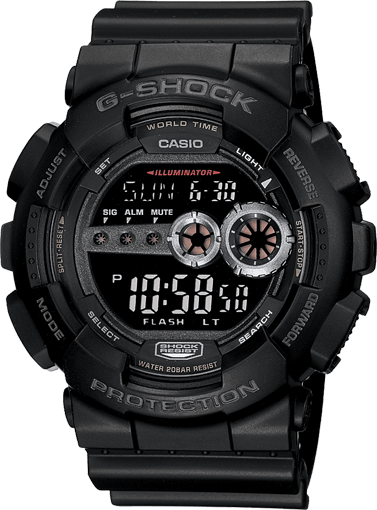 GD100-1B Jurassic World G-Shock Watch