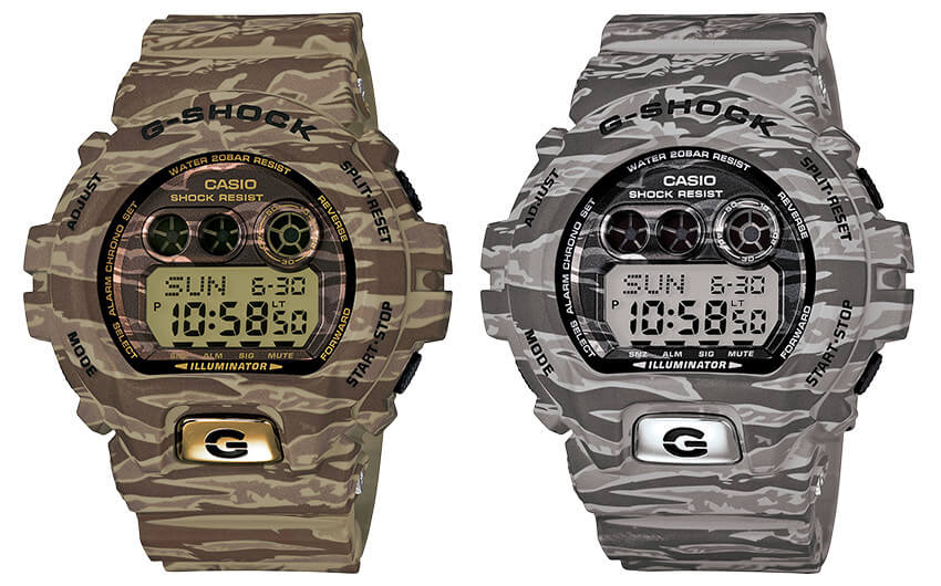 The Top Camouflage G-Shock Watches – G-Central G-Shock Watch Fan Blog 77b5965eee
