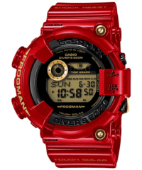 GF-8230A-4JR 30th Anniversary Rising Red Frogman