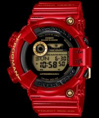 GF-8230A-4JR 30th Anniversary Rising Red Frogman