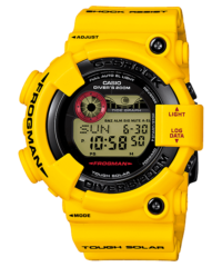 GF-8230E-9JR 30th Anniversary Lightning Yellow Frogman