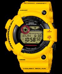 GF-8230E-9JR 30th Anniversary Lightning Yellow Frogman