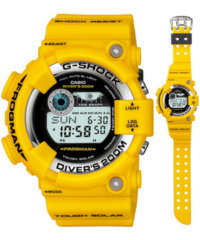 GF-8250-9JF Yellow Frogman