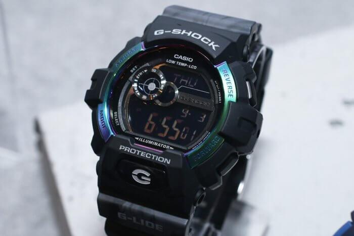 GLS-8900AR-1 G-LIDE Aurora Color