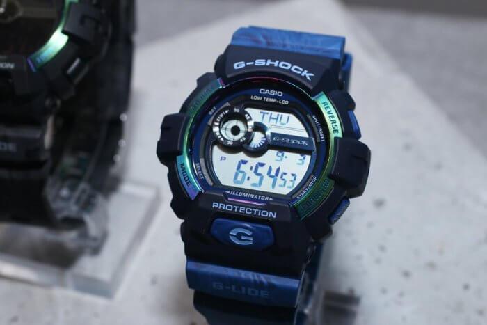 GLS-8900AR-2 G-LIDE Aurora Color