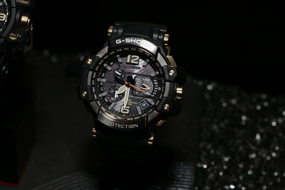 G Shock Black And Gold Master Of Series Gulfmaster Mudmaster Casio Baby Ba 120 1b Hitam Gpw 1000gb 1a Gravitymaster