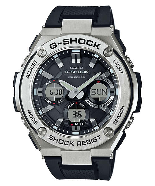 ca76864bd7c9 G-Shock G-STEEL GST-S100 and GST-S110: All Models – G-Central G ...