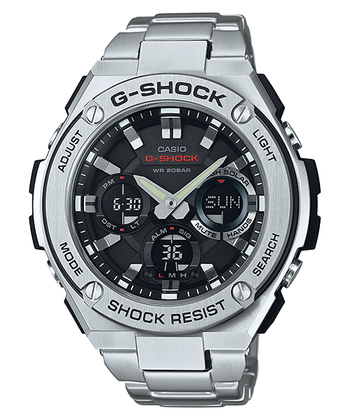 Best Dressy G-Shock Watch: GST-S110D-1A