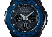 G-Shock G-Steel GST-W110BD-1A2JF with Multi-Band 6