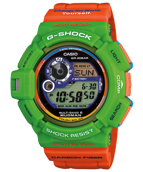 GW-9300K-3JR Love The Sea And The Earth 2012 Mudman