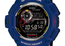 GW-9300NV-2JF Men In Navy Mudman