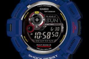 Casio G-Shock Mudman G-9300 and GW-9300: All Models