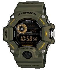 G-Shock GW-9400J-3JF Rangeman