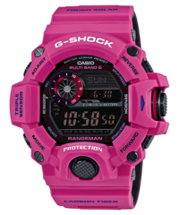 Men In Sunrise Purple Rangeman GW-9400SRJ-4