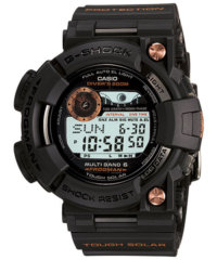GWF-1000B-1JR Black And Rose Gold Frogman