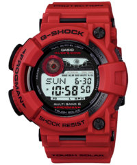 GWF-1000RD-4JF Men In Burning Red Frogman