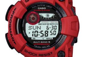 G-Shock Frogman GWF-D1000, GWF-1000, GF-8250: All Models