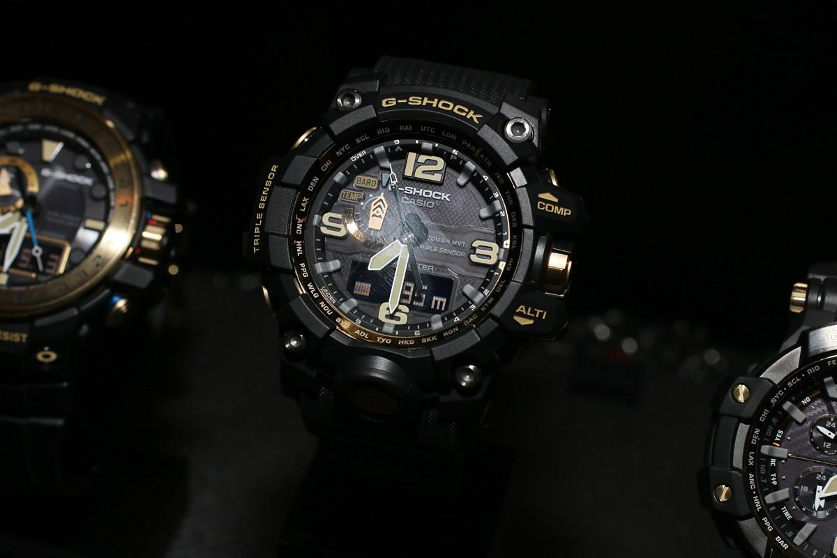 G Shock Black And Gold Master Of Series Gulfmaster Mudmaster Casio Glx 6900 1 Hitam Gwg 1000gb 1a