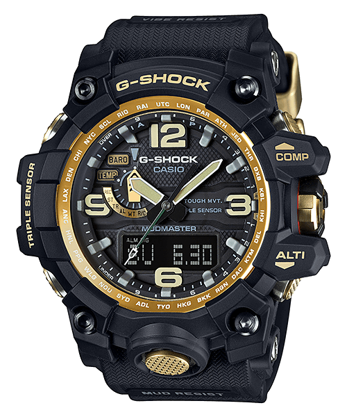 Black and Gold GWG-1000GB-1A Mudmaster