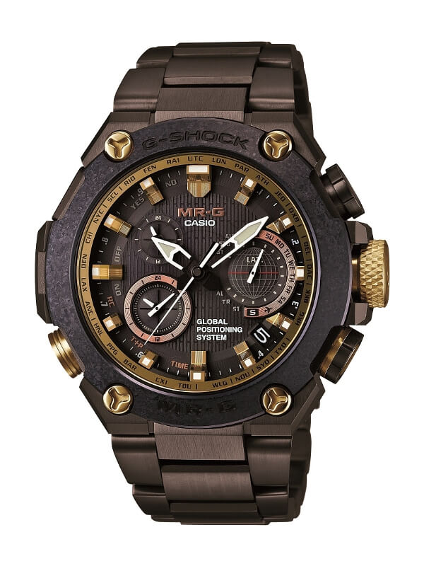the most expensive g shock mrg g1000rt 1a