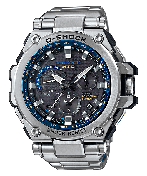 Best Luxury G-Shock Watch: G-Shock MTG-G1000D-1A2JF