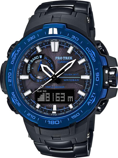 Casio Pro Trek PRW6000SYT-1