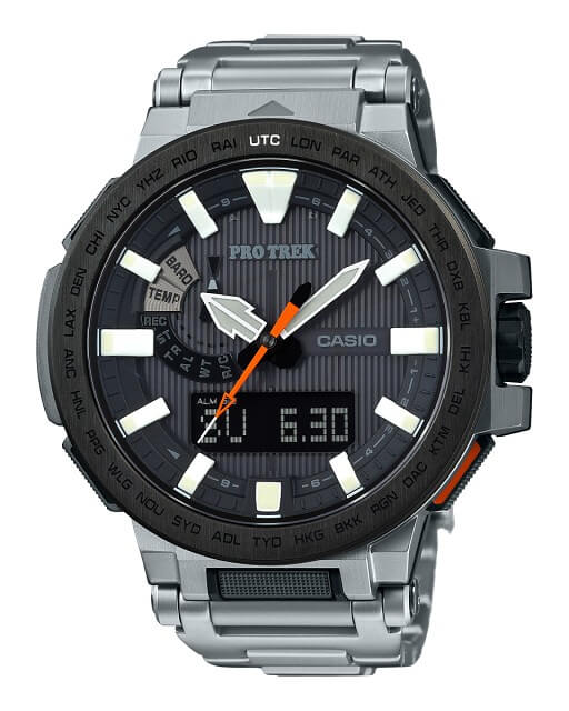 Casio Pro Trek PRX-8000T-7A Manaslu Watch