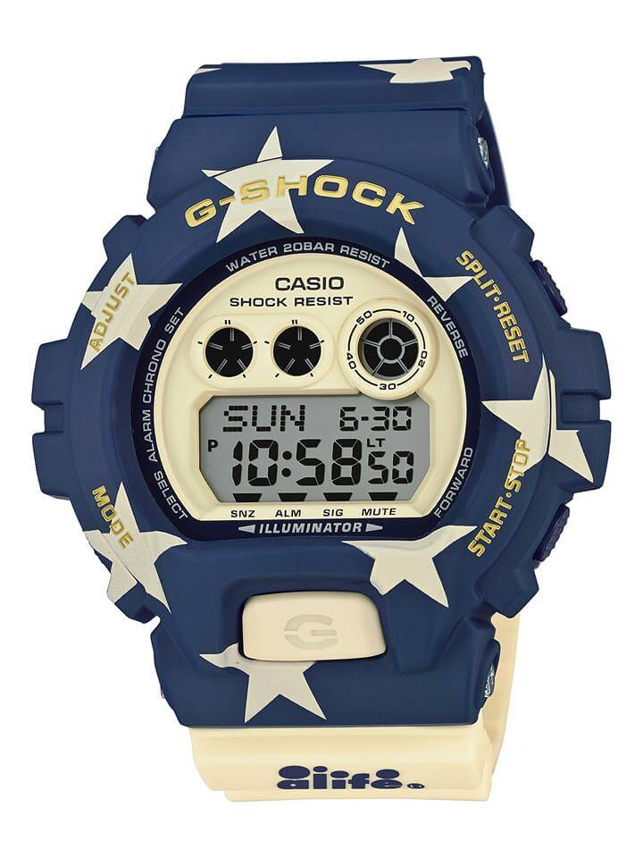 ALIFE x G-Shock GDX6900AL-2 Young America Watch 2015 – G-Central G ... a9132f01b