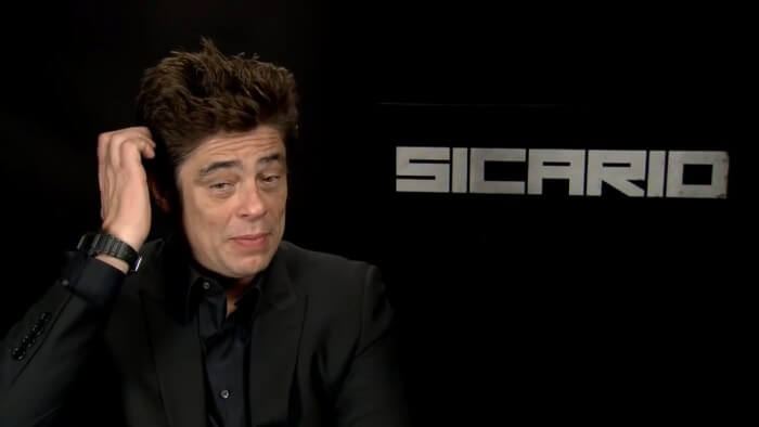 Benicio del Toro Casio G-Shock Watch