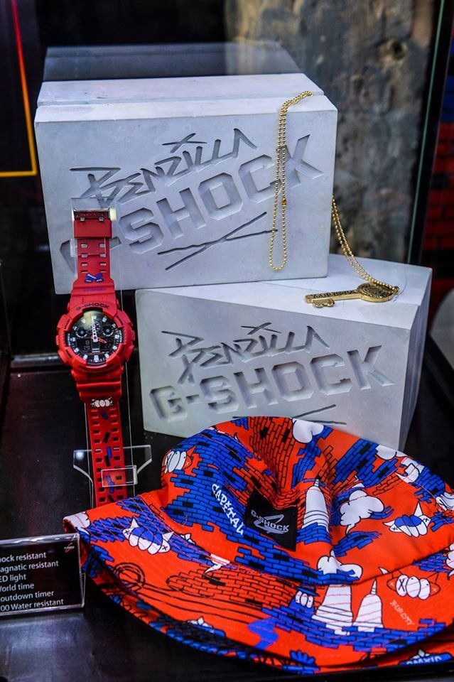Benzilla G-Shock Siam Manud Street Watch