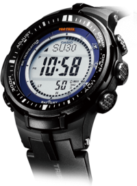 Best Pro Trek Watch 2015