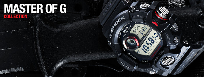 Casio G-Shock Master of G