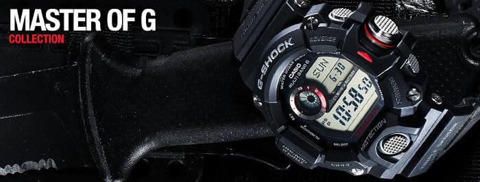 Casio G-Shock Master of G