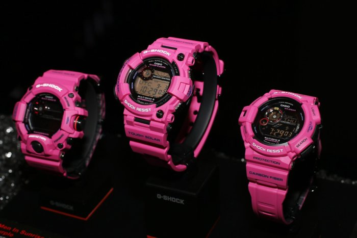 G-Shock Men In Sunrise Purple Master of G Series
