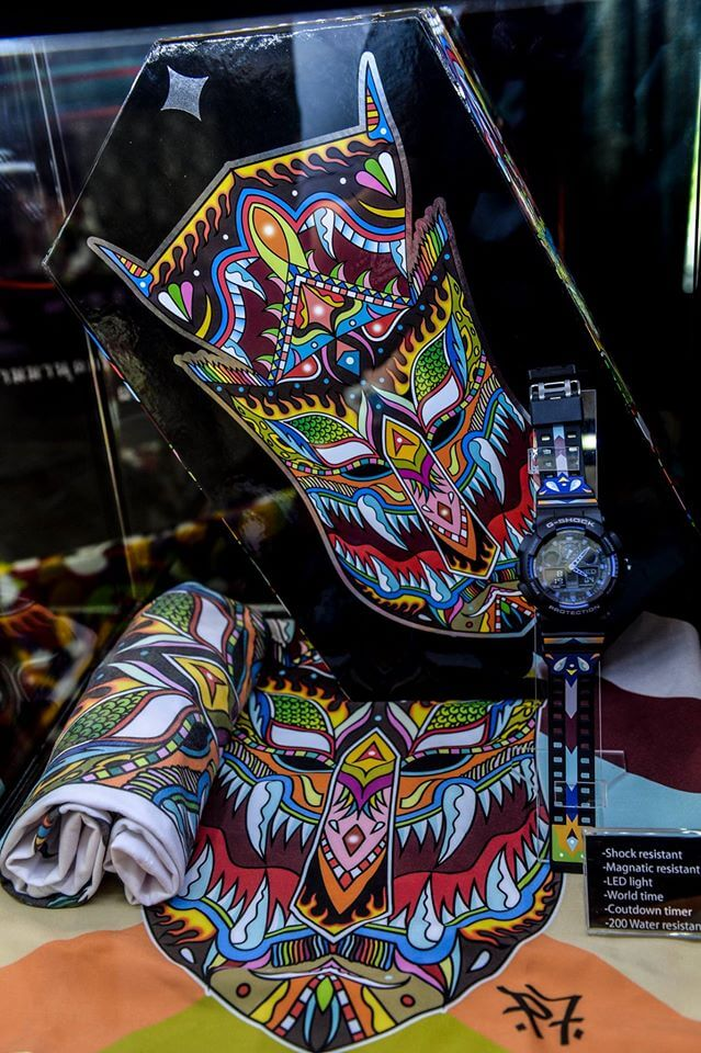 P-7 G-Shock Siam Manu Street Watch