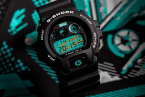 Sneaker Freaker G-Shock Nightowl Watch DW-6900FS